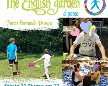 Una bella iniziativa nel nostro parco!