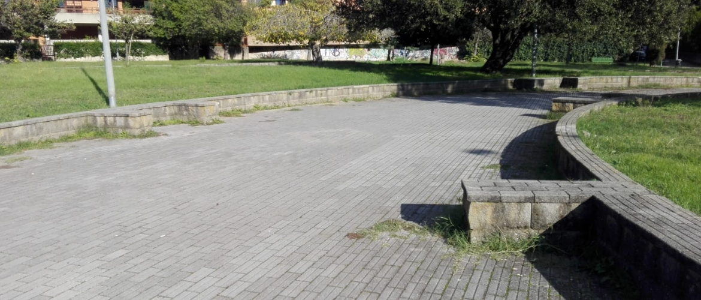Lavori Parco terminati !