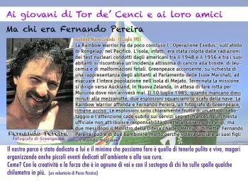 Chi era Ferdinando Pereira